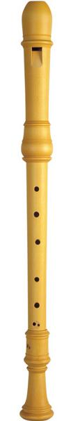 Mollenhauer Denner 5222 Alto-Treble Recorder (Box Wood)